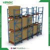 Push Back Pallet Rack for Warehouse Storage