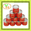 Canned Tomato Paste Tomato Sauce Tomato Puree OEM