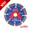 Factory Making Wet Diamond Marble and Concrete Cutting Blade