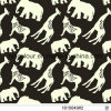 Elephant Printing for Swiwear 80%Polyamide 20%Elstane Fabric for Swimwear