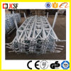 Hot DIP Galvanized Ringlock Scaffolding Truss Ledger Reinforced Ledger