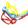 Pet Diamond Flower Traction Rope + Harness