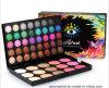 Popfeel 40 Color Eye Shadow Palette & 15 Color Blush Palette Professional Makeup Palette