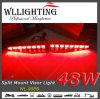 LED Warning Dash Interior Mount Light Bar