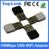 Top-GS03 Hot Selling Nano 150Mbps Wireless WiFi Dongle for Smart TV Dongle with Ce FCC