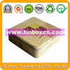 Food Grade Square Food Can for Food Tin Box Packaging