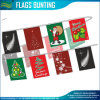 Bunting Flags, Festival Flags, Christmas Display, Christmas Bunting (J-NF11P07040)