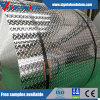Bright Finish Aluminum Diamond Plate Sheets for Trailer