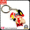 Factory Hot Sales PVC Keychain with Custom Clown Shape