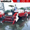 ISO Certificated 4lz-4.0e 88HP Whole Feeding Soybean Combine Harvester