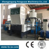 PP PE Film Woven Bag Crusher with Water
