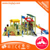 Outdoor Kindergarten School Wooden Commercial Playground Equipment