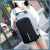 Men Backpack Anti Theft Multifunctional Casual Laptop with USB Charge