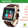 Waterproof Android 4.42 Smart Watch