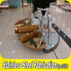 Custom Made Stainless Steel Display Rack for Clothes, Shoes, Bags