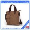 Man Fashion Canvas Handbag Laptop Bag for Business