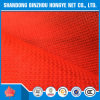 High Quality 180g Virgin HDPE with UV Yellow and Orange Windbreak Sun Shade Net