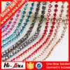 SGS Proved Products Good Price Crystal Bridal Trim