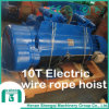 Hb Model Explosion Proof Wire Rope Electric Hoist 10 Ton