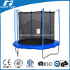 8ft Simplified Trampoline with Enclosure (HT-TP8)