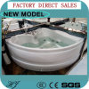 2015 New Materail Luxury Bathroom Massage Whirlppol Bathtub (523B)