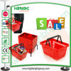 African Supermarket Shopping Basket and Equipments