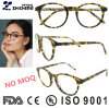 Fashion Lovely Round Designed Acetate Eyeglass Frame for Ladies