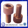Hex Socket Countersunk Copper Screw