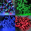 Solar LED Christmas Fairy String Light with Different Colors