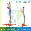 5m Clean Window Aloft Electric Mobile Hydraulic Working Lift Platform