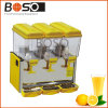 36L Three Tanks Stainless Steel Beverage Juice Dispenser