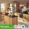 Modern Luxury Solid Wood Kitchen Cupboard