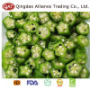 High Quality IQF Frozen Cut Okra