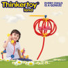 Red Lantern Assembled Plastic Molding Toy