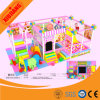 Pink Castle Theme Kids Indoor Playground for Kids (XJ1001-K002)