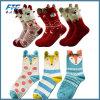 New 2017 Winter Warm Christmas Gifts Cotton Santa Claus Socks