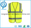 Custom Children Garment Orange Reflective Safety Kids Vest for Traffic