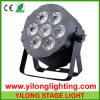 Round Mini 7X15W Indoor LED PAR Light for Wedding