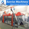 Waste Plastic PP PE Film Bag Crushing Washing Drying Recycling Machine