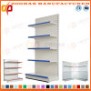 Manufactured Single Sided Customized Steel Supermarket Wall Shelving (Zhs589)
