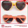 New Cute Sunglasses with 2 Colors Heart Shape for Ladies