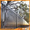 Flat Top Face Welded Metal Security Fencing