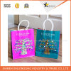 High Quality Christmas Brown Paper Bag with Handle
