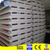 Color styrofoam EPS raw material sandwich panel insulated panel