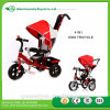 Ce Approved 2017 Hot Sale Baby Tricycle, Tricycle for Kids, New Model Baby Trike