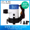 Submersible Pump 12V 600gph Mini Pump for Marine
