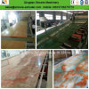 PVC Imitation Marble Sheet Producing Machinery/Stone Profile Machinery