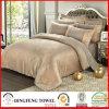 Fashion Poly-Cotton Jacquard Bedding Set Df-C163