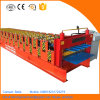 Good Price Two Layer Roof Steel Tile Roll Forming Machine