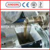 200-300kg/H Double Stage PE Granulation Extrusion Line